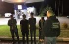 Мешканець Кривого Рогу привіз на Закарпаття чотирьох нелегальних мігрантів з Азії