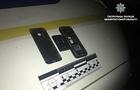 В Ужгороді впійманий поліцейськими грабіжник кричав і бився