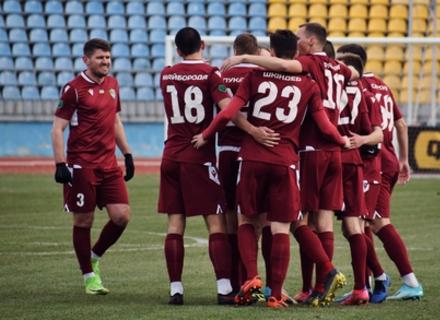 ФК Ужгород переміг вдома Оболонь-2
