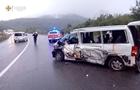На Воловеччині вантажівка зіштовхнулася з пасажирським мікроавтобусом - четверо постраждалих