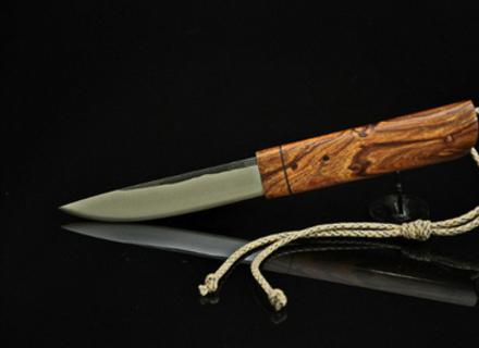 Разновидности и особенности якутских ножей ручной работы
