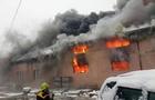 На Тячівщині згорів крупний торговий центр (ФОТО, ВІДЕО)