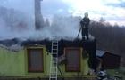 На Тячівщині згорів будинок