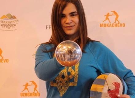 Олександра Артюхіна: «Так, я дівчина! І я знаю правило офсайду»
