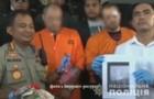 Колишній міліціонер із Закарпаття разом з двома росіянами пограбував магазин в Індонезії на 900 мільйонів рупій