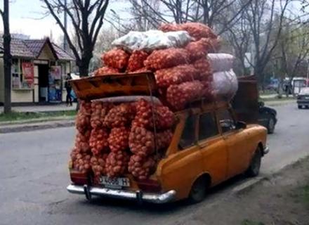 Водіїв штрафуватимуть за вміст багажника