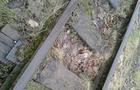 На Закарпатті чоловік викрав три залізничні рейки по 9 метрів