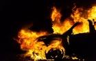 В Ужгороді вночі згорів автомобіль