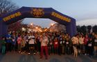 В Ужгороді вночі 200 чоловік бігали по набережним