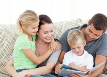 Важливі для дітей компліменти батьків