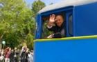 В Ужгороді дитячу залізницю запустять з 6-го травня