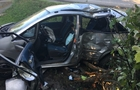 Троє молодих людей зазнали важких травм в результаті аварії на Ужгородщині (ФОТО)