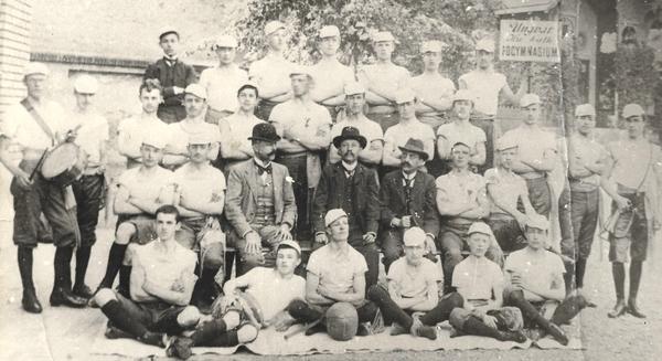1901 рік ужгородські гімназисти
