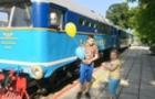 4 травня в Ужгороді розпочне роботу Дитяча залізниця