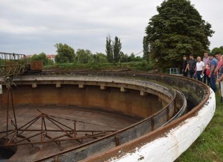 В Ужгороді виникла загроза техногенної катастрофи: вийшло з ладу обладнання очисних споруд