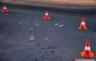 На Ужгородщині автомобіль збив жінку, яка перебігала дорогу. Жінка померла