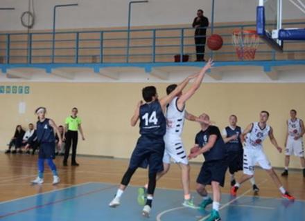 БК Ужгород здобув перші очки на другому етапі