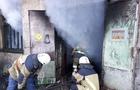 12 пожежників гасили вогонь у зварювальному цеху під Ужгородом