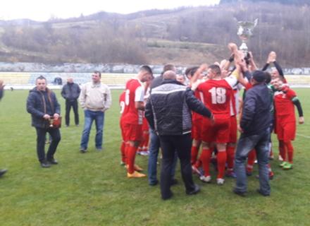 """Івановецький """"Колос"""" став переможцем Першої ліги обласного Чемпіонату"""