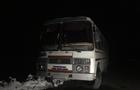На Свалявщині зек викрав пасажирський автобус