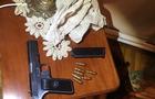 Обшуки на Рахівщині: вилучено зброю, сигарети та засоби зв'язку