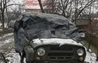 На Тячівщині пенсіонер на автомобілі УАЗ збив велосипедиста і втік