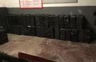 Крупний улов: На Рахівщині прикордонники виявили у будинку лісника понад 36 тисяч пачок контрабандних сигарет