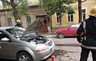 У Берегові автомобіль загорівся під час руху