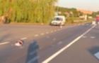 Іноземця, який збив автомобілем дівчинку біля Ужгорода, відпустили на волю