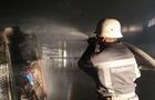 У Мукачеві знову горіли склади Нової Пошти (ФОТО)