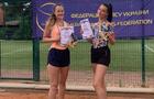 Ужгородка стала чемпіонкою України з тенісу