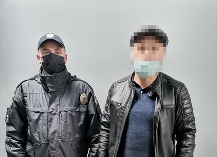Поліцейські на Закарпатті розшукали трьох нападників, які ховалися від покарання