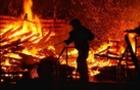 Під ранок в Хусті згорів будинок