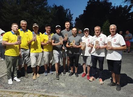 Закарпатці стали чемпіонами України з петанку (ФОТО)