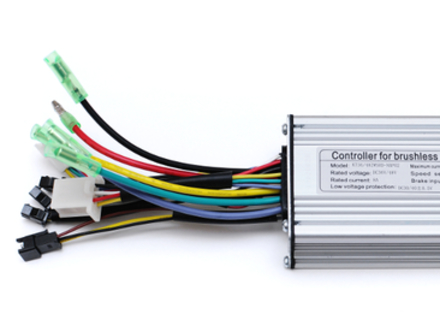 Что такое контроллер для электровелосипеда?