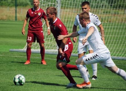 ФК Ужгород повністю доукомплектувався напередодні старту у Першій лізі