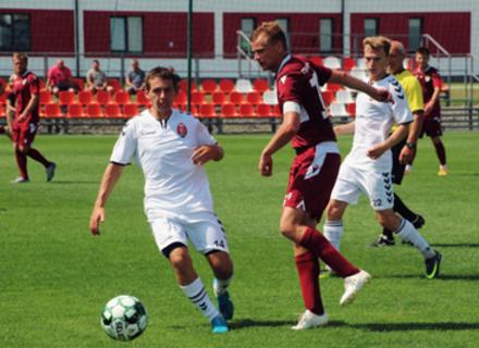Ужгород переміг Мукачево у товариському матчі