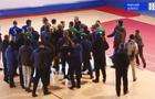 В Ужгороді футбольний матч закінчився масовою бійкою (ВІДЕО)