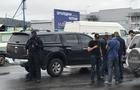У Мукачеві на ринку ГіД правоохоронці зі стріляниною затримали наркозлочинця