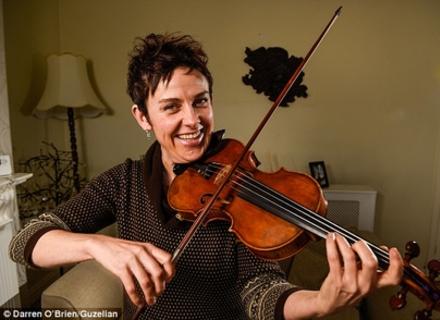Скрипка за 35000 фунтів, котру загубили, продали за 35 фунтів і знов знайшли