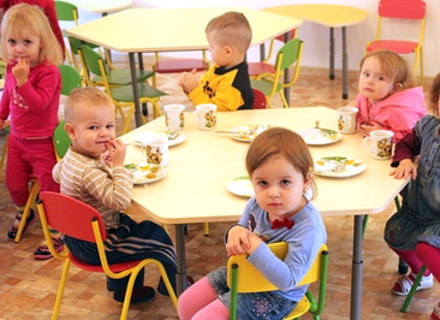 Що відбувається у дитячих садках