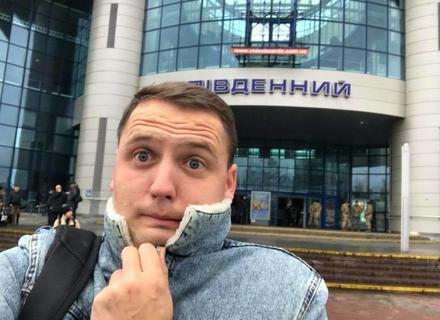Поліція Ужгорода змінила статтю по факту побиття журналіста Глаголи