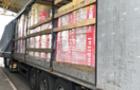 На ПП Тиса у перевізника вилучили 19 тон алюмінієвих радіаторів вартістю 2,3 млн грн