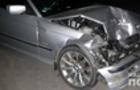 У Сваляві п'яний водій на БМВ заїхав на міст і розбив дві машини