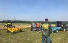 На Закарпатті знайшли літальний апарат-порушник, через який Угорщина підняла винищувачі