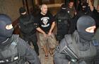 Словацьке телебачення зуміло взяти бліц-інтерв'ю у затриманого закарпатського правосека (ВІДЕО)