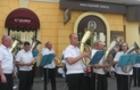Відео дня: Оркестр мукачівських військових грає Imagine Dragons