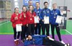 На юніорському Чемпіонаті України збірні Закарпаття стали третіми