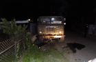 Вночі у Хустському районі мотоцикл врізався у вантажівку. Мотоцикліст загинув