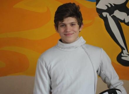 Ужгородський шабліст став другим на Чемпіонаті України